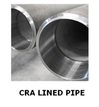 CRA LINED PIPE