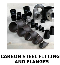 CARBON STEEL FITTING AND FLANGES