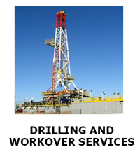 DRILLING AND WORK OVER SERVICES